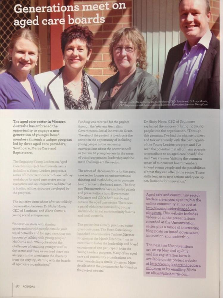 ACSA Magazine